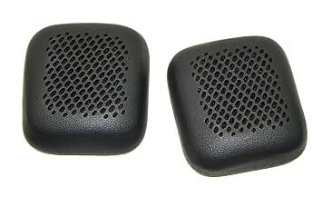 Harman Kardon de espuma con efecto memoria 1 par de almohadillas de repuesto almohadillas de auriculares para SOHO auriculares inalámbricos: Amazon.es: ...