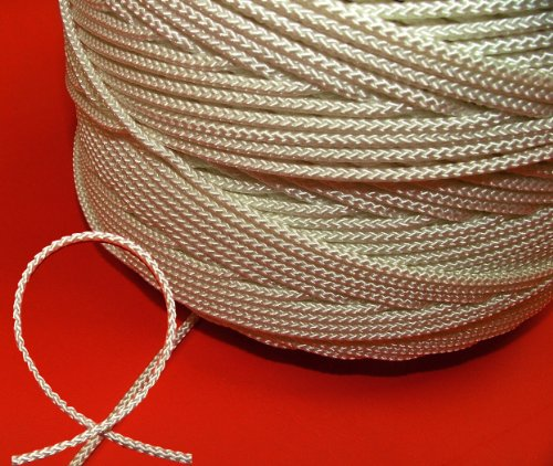 20m 3mm Replacement Curtain Track Cord - Swish Harrison Drape by Pandoras Upholstery by Pandoras Upholstery