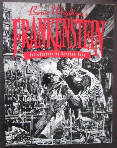 Mary Wollstonecraft Shelley's Frankenstein (A Marvel Illustrated Novel)