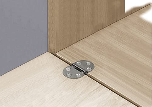 Ounona Folding Table Hinges With Screws For Flip Top Table