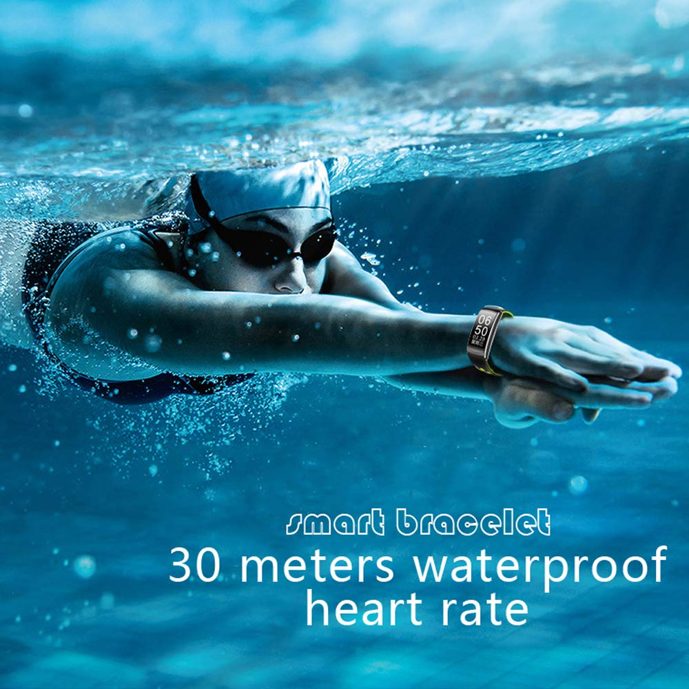 Amazon.com : LBAFS Fitness Tracker, Waterproof Smart ...