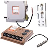 Knowtek 1 Set Generator Actuator: Actuator ADC225-12V + Governor ESD5111 + Magnetic Pickup Sensor MPU MSP675 for Generator
