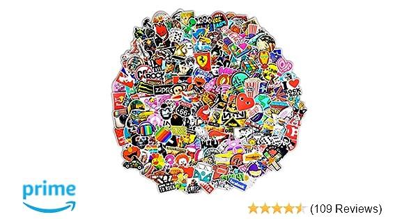 Jumbo assortment of Great Dane stickers 315 pieces WATERPROOF 11 designs