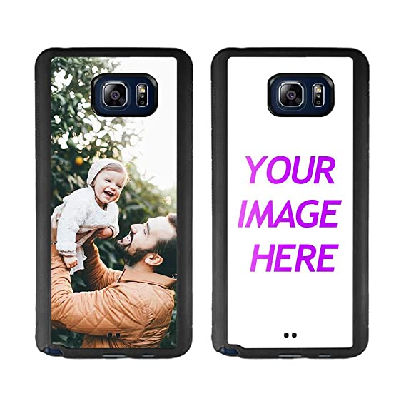 info for d89a0 e58dc Customized Case for Samsung Galaxy Note 5 Personalized Custom Picture Phone  Case Customizable Slim Soft and Hard Tire Shockproof Protective Phone ...