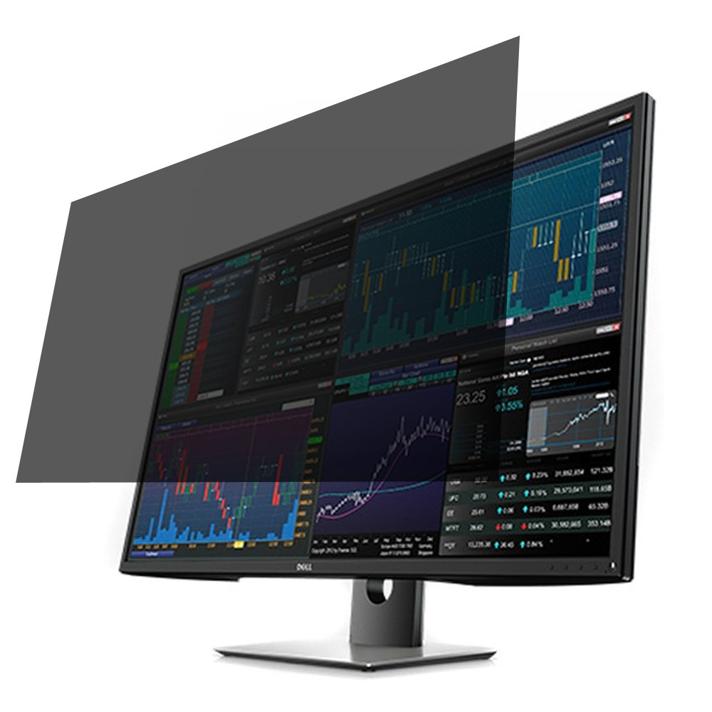 "18.4"" Anti-Glare Privacy Filter for Widescreen Desktop LCD Monitor ( Aspect Ratio 16:9) 409mm (W)x 231mm (H)"