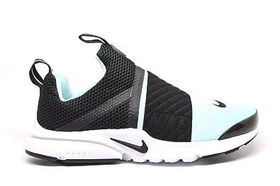 Nike Presto Extreme Black/Black-Glacier Blue-White (Big Kid) (