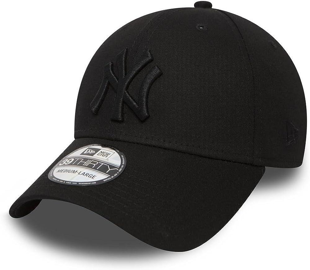 New Era NY Yankees 39 Thirty - Gorra para hombre, color negro ...