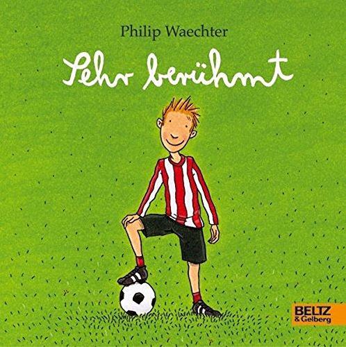 Sehr berühmt (Primary Picture Books German)