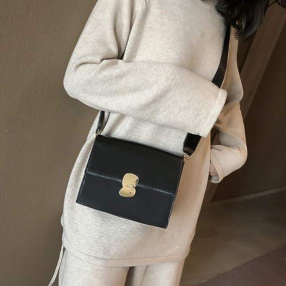iHENGH Hangbag 2019 Nuovo Borsa Pelle Stampa Moda Casual Cavans Per Bag Donna Studente Ragazo Ragazza Viaggio Borsa Carino Festa Borsetta Fashion Semplice