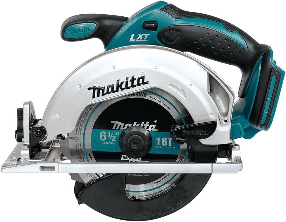 Makita DSS611Z LXT Cordless 18 V Circular Saw