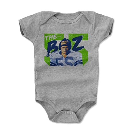 Amazon.com  500 LEVEL Brian Bosworth Baby Clothes   Onesie (3-6 a8bd2671a