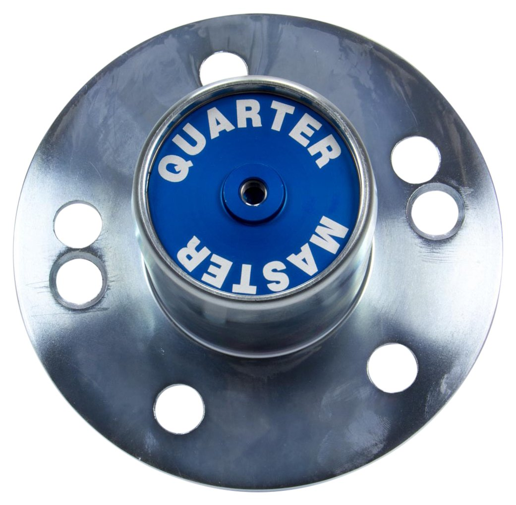 Quarter Master 176400 Cambered Drive Flange (5x5 Howe/PCR)