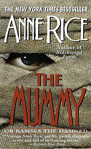 Mummy Ramses Damned Anne Rice
