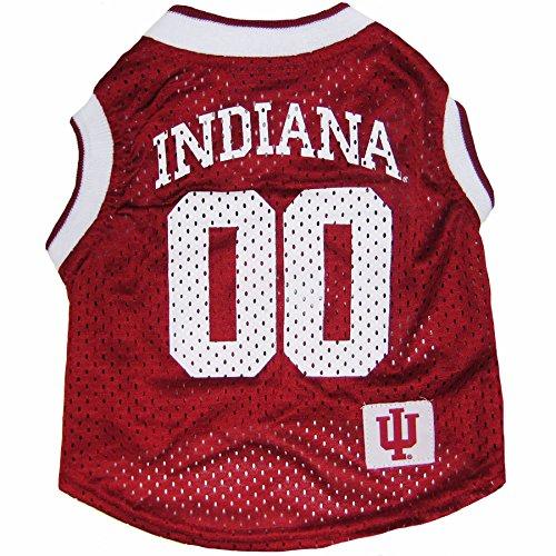 UPC 723508840205, Pets First Indiana Basketball Jersey, Large