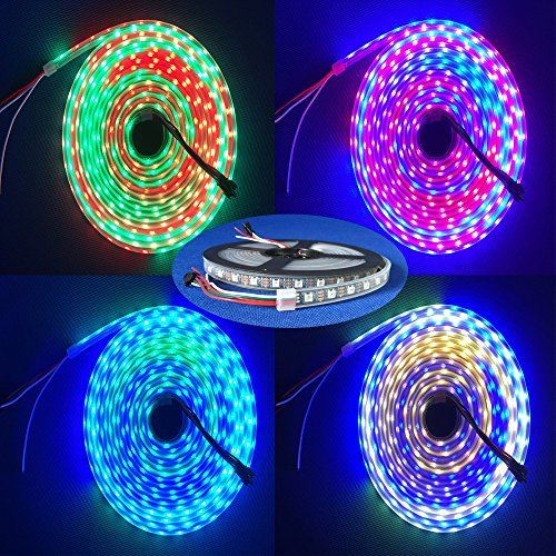 Review HKBAYI 4M 5V 60Leds/M