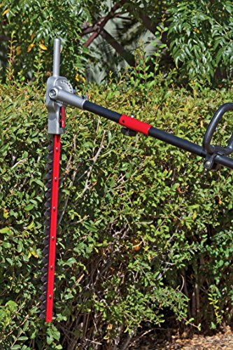 TrimmerPlus AH721 22-Inch Dual Action Hedger Attachment
