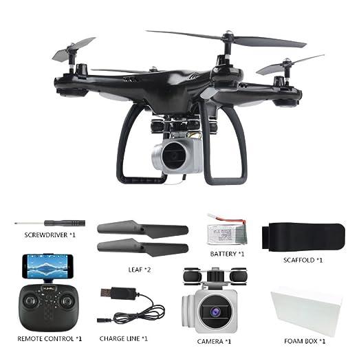 LBAFS 1500mAh Ultra-Larga Batería Vida Drone con WiFi Cámara De ...