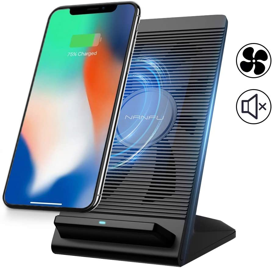 Amazon coupon code for Fast Wireless Charger Qi Wireless