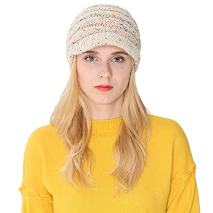 Amazon.com   2019 Women Cute Warm Hats 1ccd54134ba