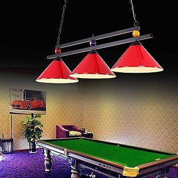 Amazon.com: XQY Billiard Room Chandelier, Billiard Table ...