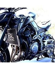 Kawasaki Z900 2017-2019 NO CUT Black Frame Sliders 750-4849 - MADE IN THE USA