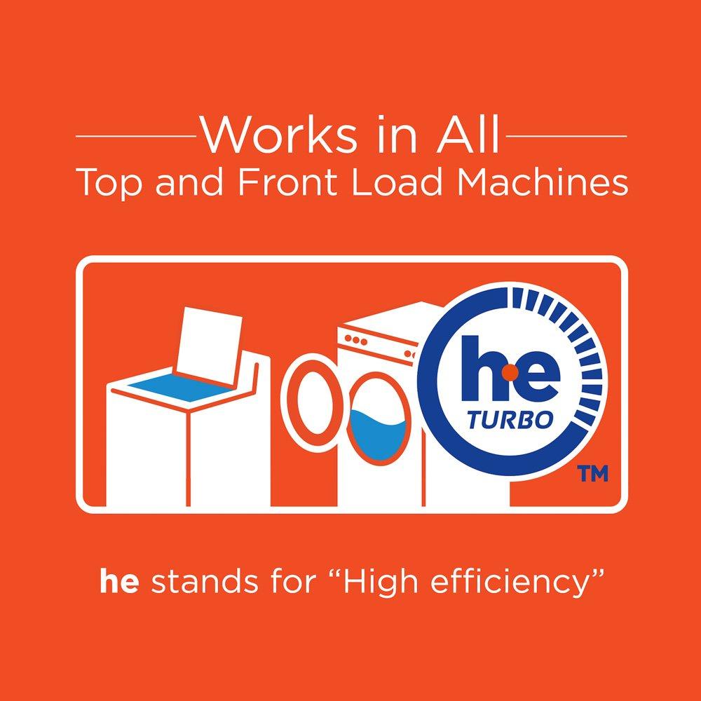 Tide Plus HE Downy Liquid Laundry Detergent, April Fresh, 138 Oz by Tide: Amazon.es: Salud y cuidado personal