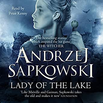 amazon com lady of the lake audible audio edition andrzej