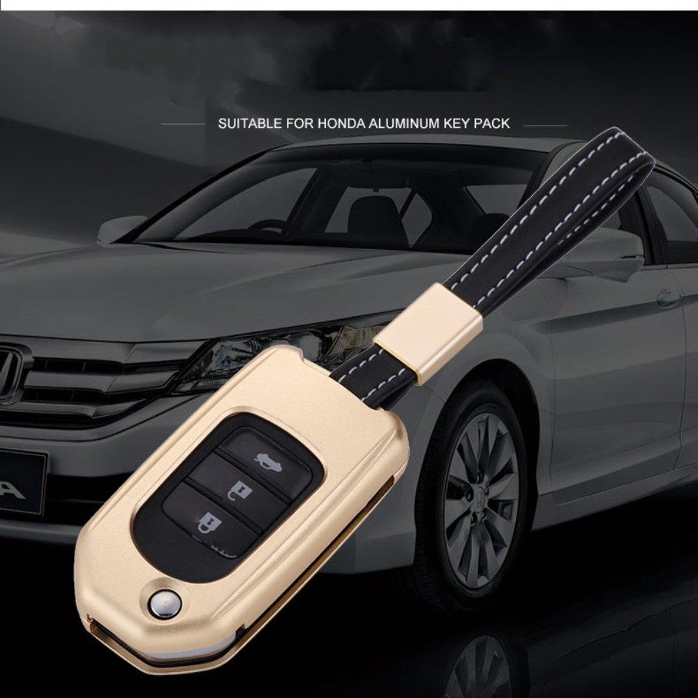 NiuSY Funda para Honda Accord Avancier URV CRV Civic Llave ...