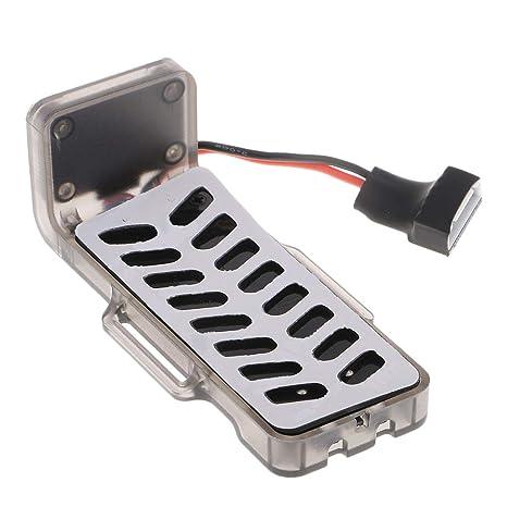 SM SunniMix Placa Protectora de Batería Alarmas de Voltaje ...