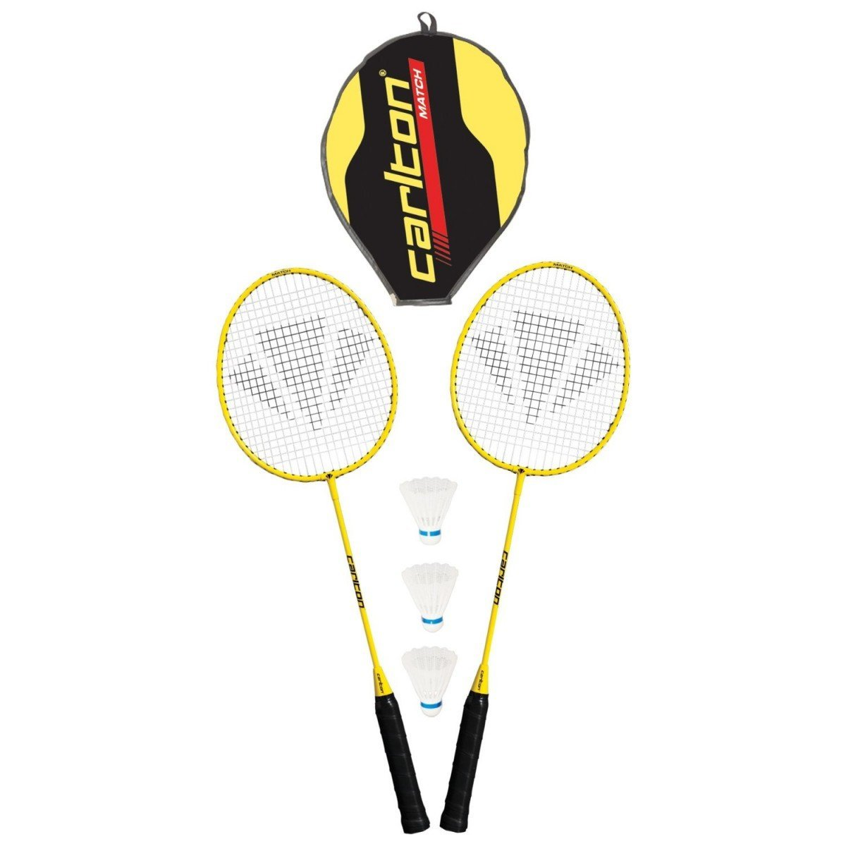 Carlton Match, Diverse, Badminton Set, One size, 113466 Dunlop