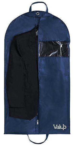 Robust und Knitterfrei Panda Grip 2 x Kleidersack Anzug inkl.Schuhbeutel Wasserdicht Anzugtasche f/ür Reisen Mehrweg 600D Oxford Stoff 100 x 60 cm