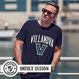 Campus Colors Villanova Wildcats Arch & Logo