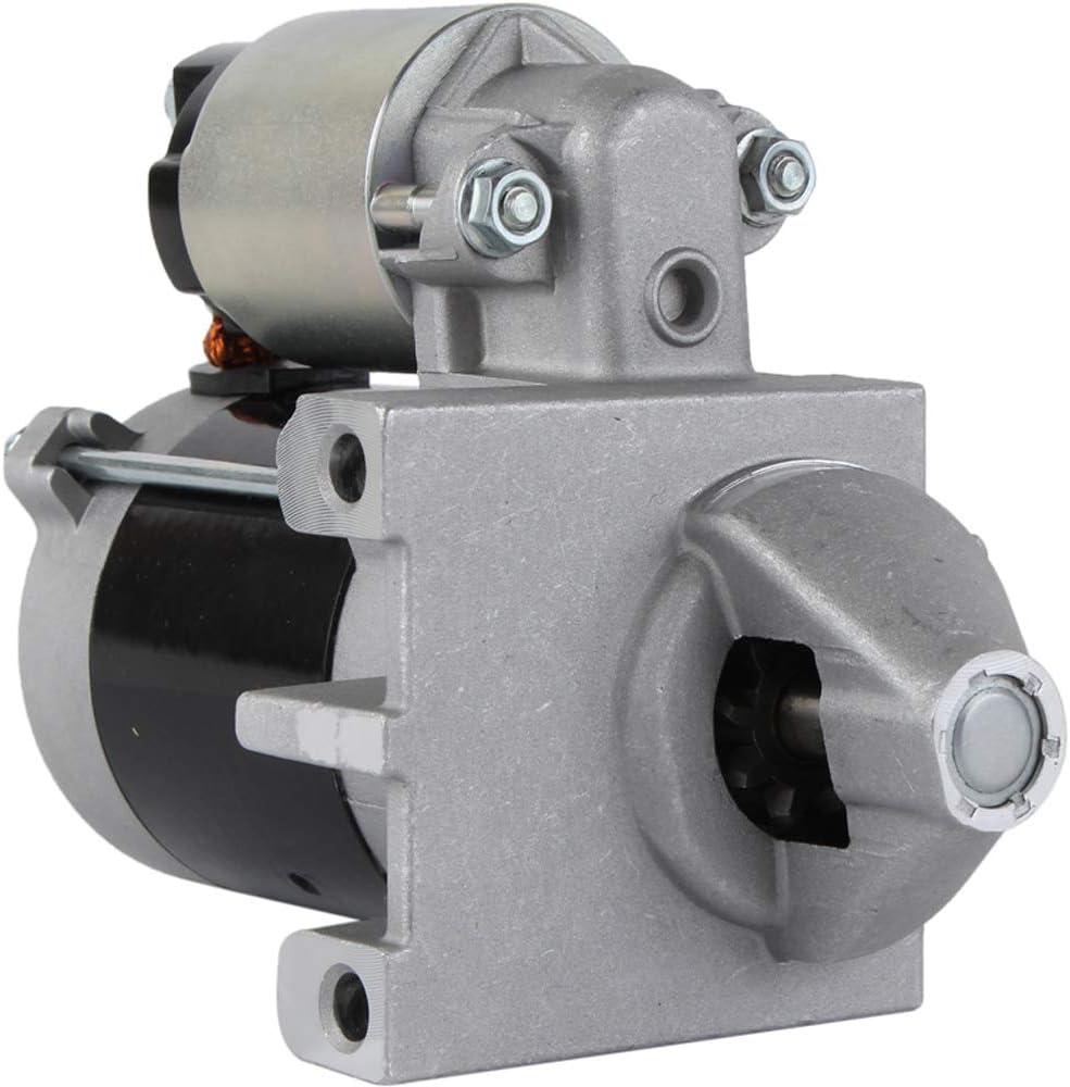 DB Electrical SND0240 New Starter for John Deere Lawn Tractor/Mower GX95 RX95 SRX95 SX95 160 165 212 (87-96) AM102567, AM107206,21163-2070, ...