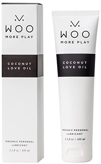 Coconut oil as vaginal lubricant