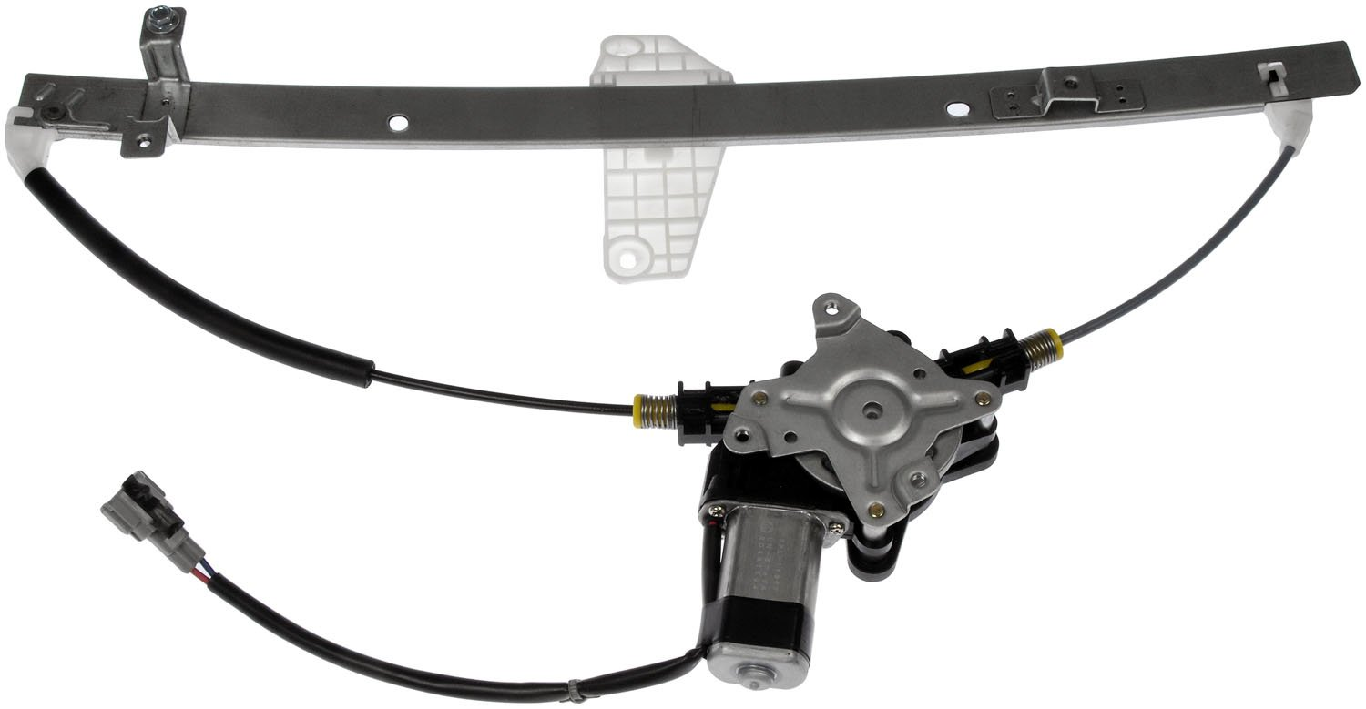 Amazon.com: Dorman 748-981 Infiniti/Nissan Passenger Side Rear Power Window  Regulator with Motor: Automotive