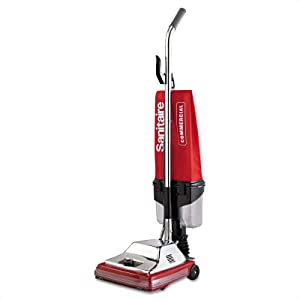 Upright Vacuum with EZ Kleen Dust Cup