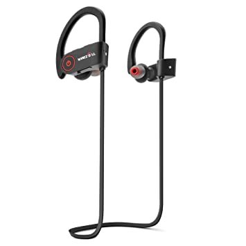 Auriculares Bluetooth Correr, Wirezoll Deporte sin cable Manos libres. Resistente al agua IPx7,