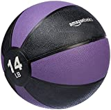 AmazonBasics Medicine Ball, 1.81kg (Green)