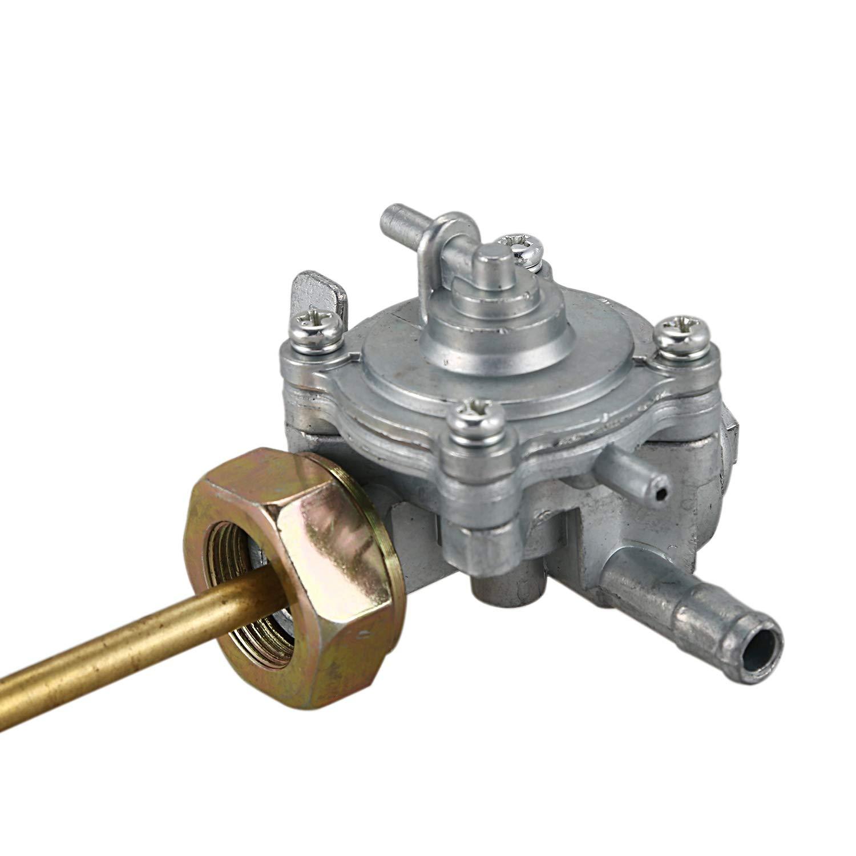 SODIAL Vacuum Petcock-18Mm X 1Mm-for Cmx450C Ft//Vt500 Gl500//650 Cb450//550//650Sc