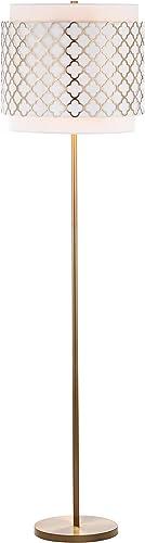 Safavieh Lighting Collection Priscilla 61.5″ Floor Lamp