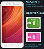 MuditMobi Tempered Glass Screen Guard Protector for - Gionee S6 Pro