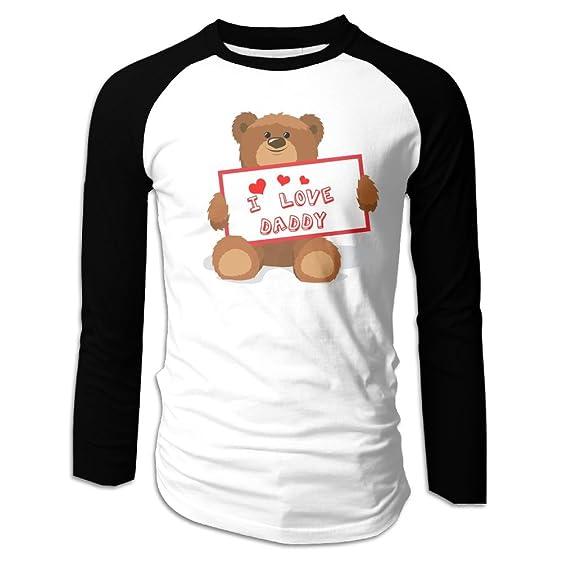 I love daddy bear