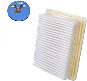 HQRP Washable & Reusable FloorMate Filter for Hoover 59177051 Replacement; H3032 SpinScrub Hard Floor Cleaner Vax VHFM700 Upright Plus Coaster