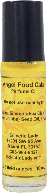 Angel Food Cake Perfume Oil, Small