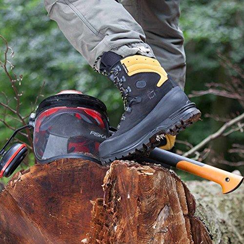 Lier Svart Med Klasse motstand Cut På 3 Høyteknologiske Alpin Beskytter Beskyttende Operasjoner Sko Haix For xSf0w61n