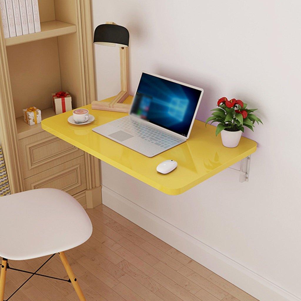 折り畳み式テーブルダイニングテーブル壁掛けコンピュータデスクサイドテーブル壁掛けラップトップテーブル ( サイズ さいず : 90cm*40cm ) B07BSSMQ7M 90cm*40cm 90cm*40cm