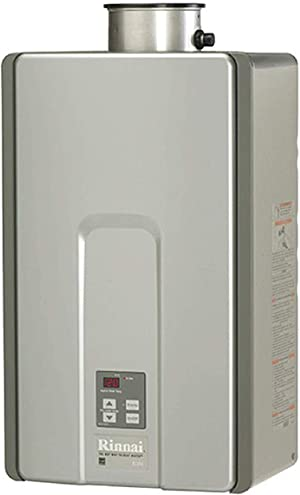 Rinnai Indoor Tankless Hot Water Heater / RL94IN / Natural Gas / 9.4 GPM