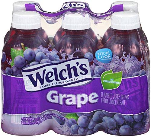 (Welch's Grape Drink, 10 oz - Pk of)
