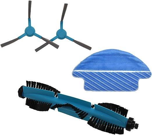 Mumuj - Kit de herramientas para robot aspirador, cepillo lateral ...