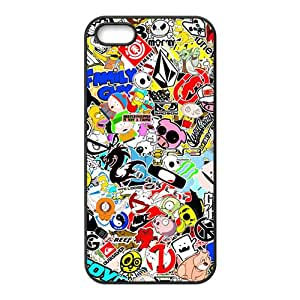 Colorful World Case for IPHONE 5S